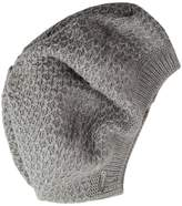 Calvin Klein Lurex Texture Beret Knit Hats