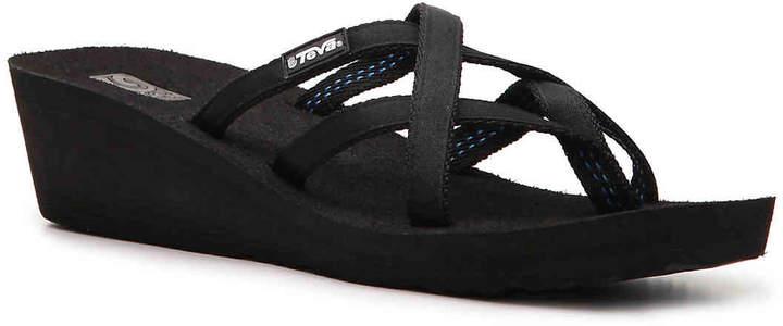 Teva New Mandalyn Ola Wedge Sandal - Women's
