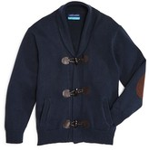 Andy & Evan Boys' Toggle Cardigan - Sizes 2-7