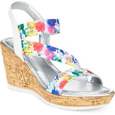 Easy Street Shoes Tuscany by Piceno Wedge Sandals