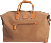 Bric's Life Small Clipper Holdall - Camel