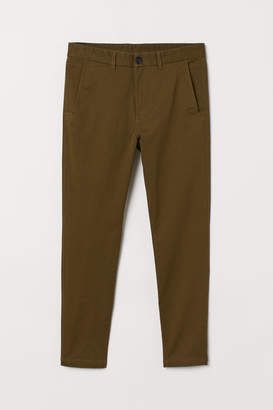 H&M Super Skinny Fit Chinos
