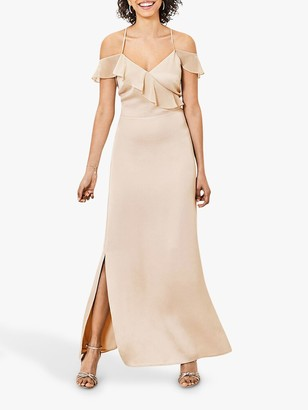 Oasis Ruffle Maxi Dress