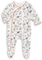 Little Marc Jacobs Baby Girl's Allover Printed Cotton Bodysuit