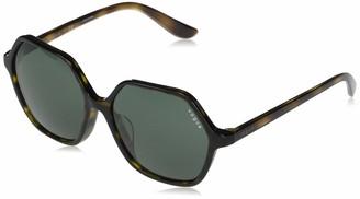 Vogue Women's VO5361SF Asian Fit Hextagonal Sunglasses