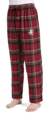 NCAA Florida State Seminoles Groundbreaker Big Men's Flannel Pant, 2XL