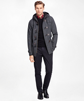 Brooks Brothers Duffle Coat