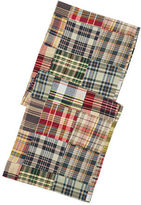 Polo Ralph Lauren Patchwork Madras Cotton Scarf
