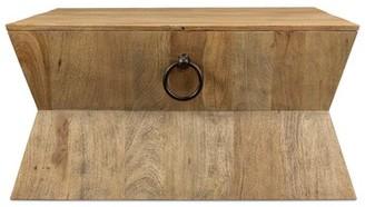 Sarreid Ltd. Tribal Solid Wood Solid Coffee Table