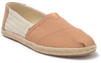 Toms Alpargata Espadrille Slip-On Shoe