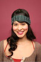 Delicate Crochet Bead Headband