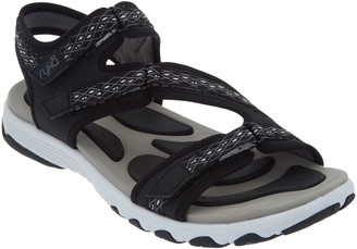 Ryka Adjustable Sport Sandals - Ginger