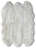 nuLoom Sei Sheepskin Handmade Rug