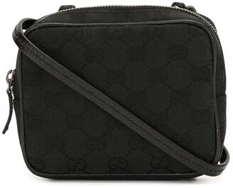 Gucci Pre-Owned GG monogram crossbody bag