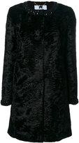 Blumarine oversized jacket - women - Polyamide/Polyester/Acetate/Viscose - 42