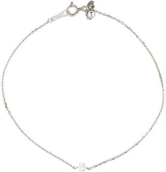 Downtown Diamonds Adornia Fine 18K 0.10 Ct. Tw. Diamond Bracelet