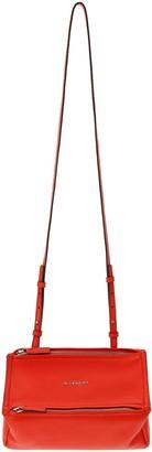 Givenchy Pandora Leather Shoulder Bag