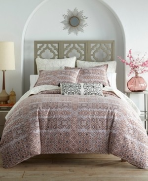 Vera Wang Azalea Skye Chennai Twin Comforter Set Bedding