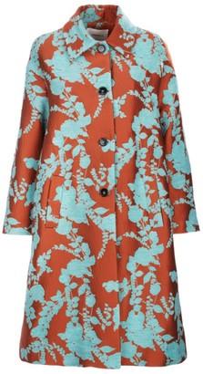 La DoubleJ Floral Brocade Jacket