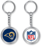 Aminco Los Angeles Rams Spinning Keychain