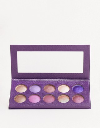Revolution Pro Colour Focus Eyeshadow Palette - Rock & Royal