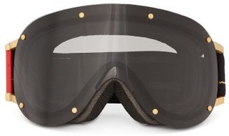 YNIQ Model Four Ski Goggles - Black