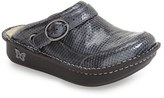 Alegria Women's Seville Water Resistant Clog