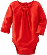 Osh Kosh Baby Girls' Knit Bodysuit (Baby)