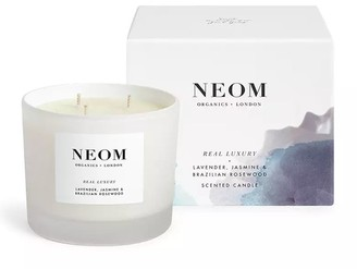 Neom Organics London Neom Real Luxury Scented Candle (3 Wicks) 420G