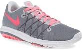 Nike Flex Fury 2 Athletic Shoe (Big Kid)