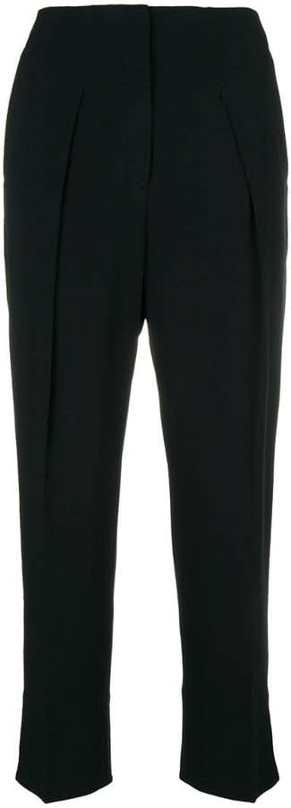 Theory cropped tailored trousers