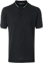 Dolce & Gabbana polka-dot polo shirt