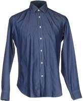 Cruciani Denim shirts - Item 42559174