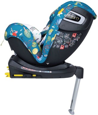 Cosatto Paloma Faith All in All + Group 0+123 Car Seat One World (5PP)
