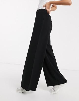 Dr. Denim wide leg pants