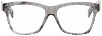 Yohji Yamamoto Grey YY1031 Glasses