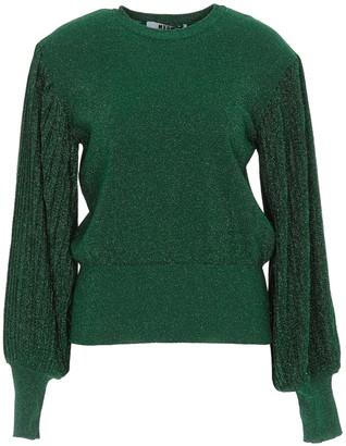 MSGM Puff-Sleeve Sweater