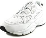 Propet Stability Walker W Round Toe Leather Walking Shoe.