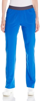 Cherokee Women's Tall Infinity Low-Rise Slim Pull-On Pant