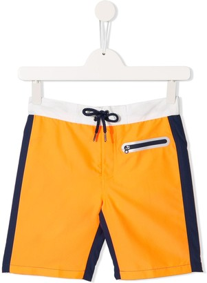 Sunuva Colour-Block Shorts