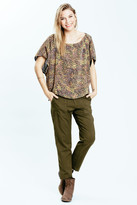 Karen Zambos Meadow Dani Top