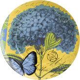 JCPenney Waechtersbach Impressions Set of 4 Hydrangea Salad Plates