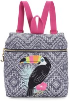 Juicy Couture Girls Juicy Toucan Backpack