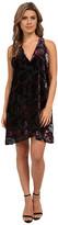 BB Dakota Kenzie Burnout Velvet Dress