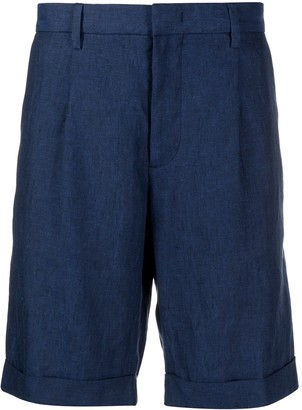 Ermenegildo Zegna Turn-Up Tailored Shorts