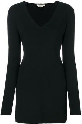 Alyx v-neck fitted dress