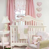 Isabella Collection Glenna Jean 3 Piece Crib Bedding Set