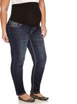 ZCO JEANS Zco Jeans Skinny Jeans-Plus Maternity