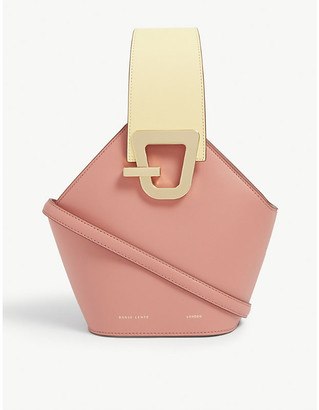 Danse Lente Johnny mini leather bucket bag