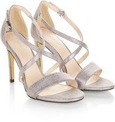 Monsoon Kayce Metallic Strappy Sandal